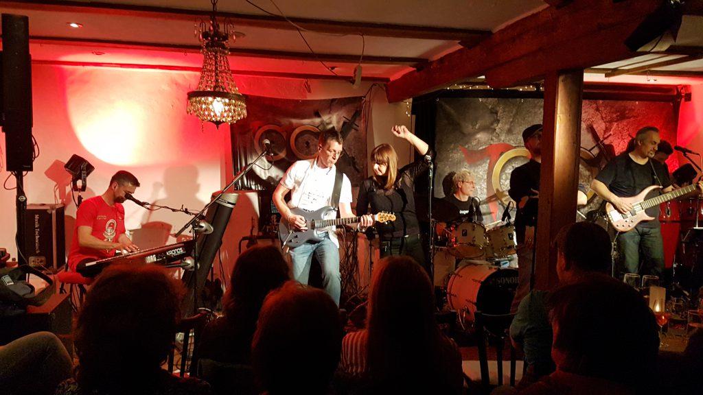 Totox Live Cooltoutbühne Regenstauf