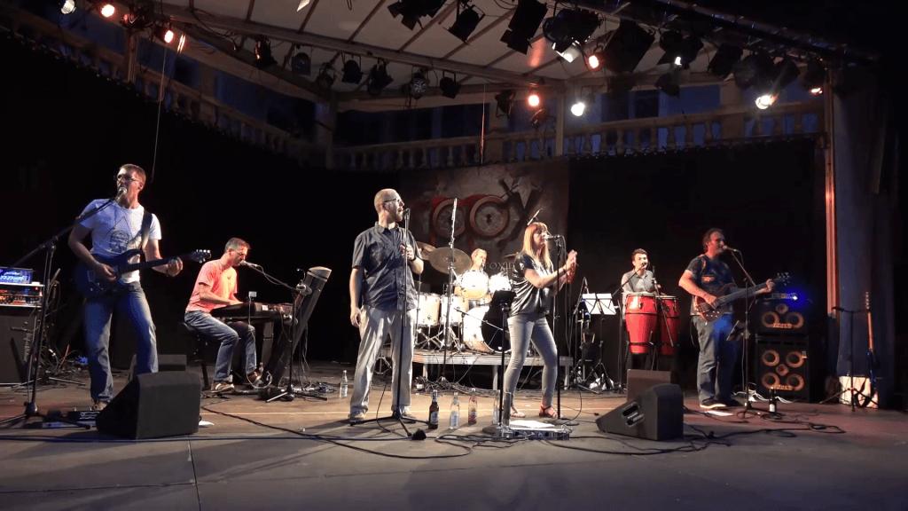 TOTOX live in Regensburg